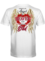 Memory - I have an angel in heaven and I call him Dad T-Shirt