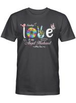 Memory - Sending love to my angel husband T-Shirt