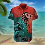 Godzilla vs Kong Hawaii Shirt H008