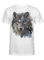Native Save The Wolf T-Shirt