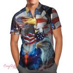 Eagle Hawaii Shirt H016