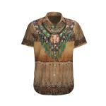 Native American Hawaii Shirt H0016