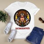 Native American T-Shirt S003