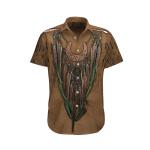 Native American Hawaii Shirt H0020