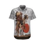 Native American Hawaii Shirt H0019