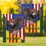 United States Army Veteran 38 Flag