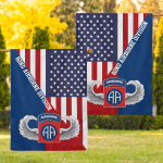 82nd Airborne Division. U.S. Army 31 Flag