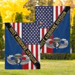 101st Airborne Division. U.S. Army 32 Flag