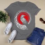 Raven Viking T-Shirt
