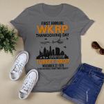 WKRP Thanksgiving Day T-Shirt