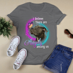 I Belive there are angels among us T-Shirt