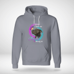 I Belive there are angels among us Hoodie