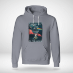 Memory - I will see you on the dark side of the moon Hoodie