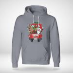 mimi claus - Christmas Hoodie