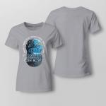 Fish Bowl Ladies T-shirt