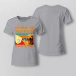 Funny - Best Golden Dad Ladies T-shirt
