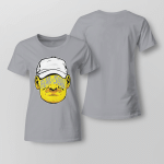Funny - Fear The Scowl Ladies T-shirt