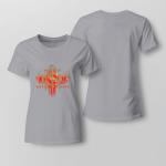 Jesus - Save my life Ladies T-shirt