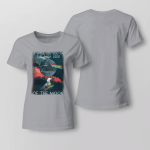 Memory - I will see you on the dark side of the moon Ladies T-shirt