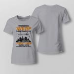 WKRP Thanksgiving Day Ladies T-shirt