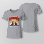 Music - Meowtallica. Master of kittens Ladies T-shirt