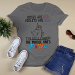 Funny - Unicon The Middle One's For You T-Shirt