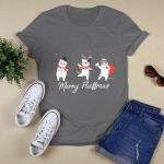 Christmas - Merry Fluffmas T-Shirt