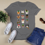 Christmas - Cats T-Shirt