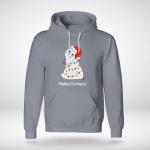 Chrismas -  Merry Kissmyass 2 Hoodie