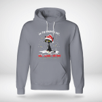 Christmas - On The Naughty List And I Regret Nothing Hoodie