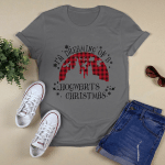 I'm Dreaming OF A Hogwarts Christmas T-Shirt