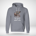 Easily Distrasted By Dragons & Books Hoodie