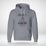 Funny - Unicon The Middle One's For You Hoodie