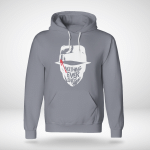 Funny - watchman nothing never end - white Hoodie