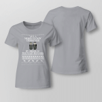 Christmas - Ave a merry funkin's Christmas By Order Of The Peaky Blinders Ladies T-shirt
