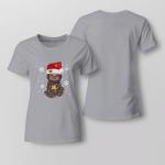 Christmas - Slothmas 2 Ladies T-shirt