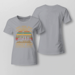 First Anual Wkrp - Thanksgiving Day Ladies T-shirt