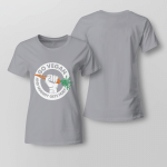 Funny - Go Vegan And No Body Gét Hurt Ladies T-shirt