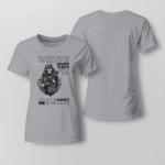 Ass i walk Ladies T-shirt