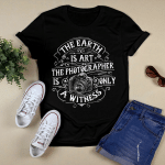 The Earth is Art T-Shirt