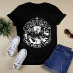 Great Things Never Come From Comfort Zones T-Shirt
