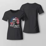Funny - Suck it england Ladies T-shirt