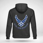 U.S. Air Force long sleeve tee