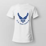 U.S. Air Force  Ladies T-shirt