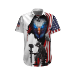 I am a U.S Veteran. I Believe In God Family And Country. I Am A Proud American Hawaii Shirt