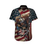 I am a U.S Veteran. I Believe In God Family And Country Hawaii Shirt