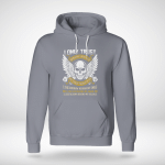 I only trust. Someone who can see three things in me Hoodie