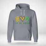 Book - Love - Patty's day Hoodie
