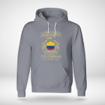 Legent are born in january Hoodie