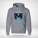 The Devil Whispered In My Ear. January i am the storm Hoodie